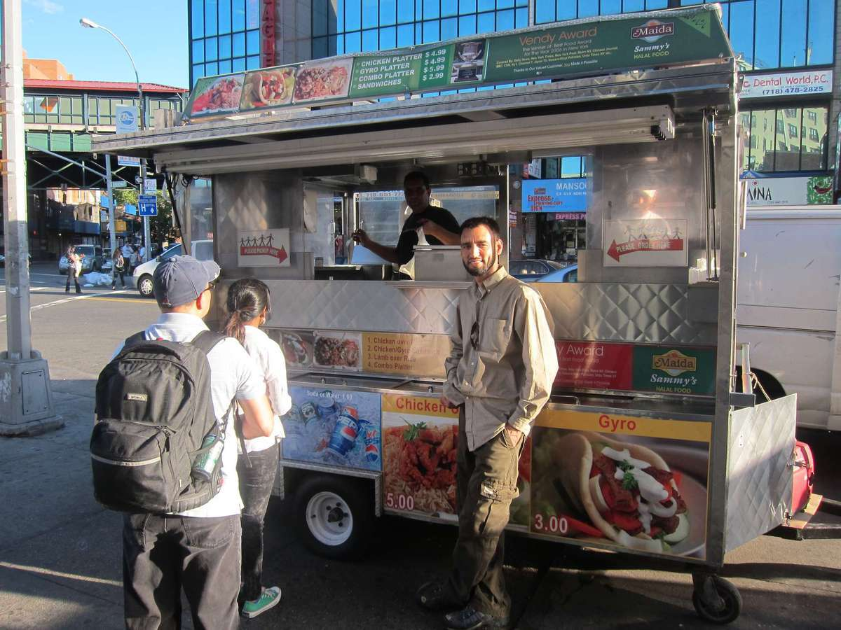 Sammy's Halal Food Cart
