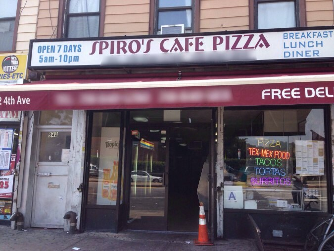 Spiro's Cafe & Pizza